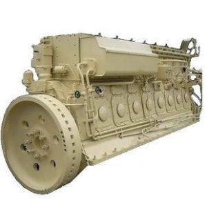 Двигатель NVD 48A2U