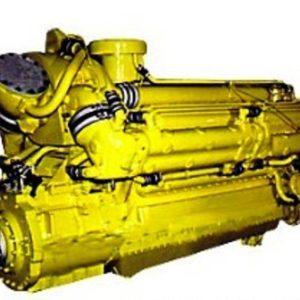 Двигатель 12ЧСПН 18/20 (М-50)